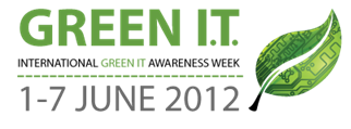International Green IT Awareness Week 2012